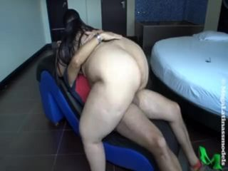 BBW Ride on Dick and Fucked