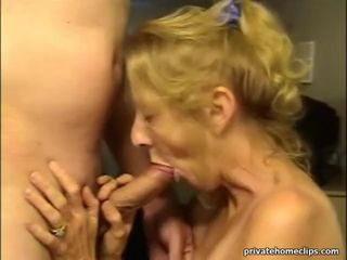 Hot blonde mature whore remembers what..