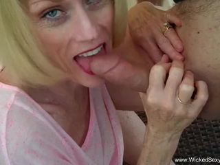 Mommy Agrees To Fuck Horny Son