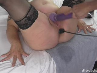 Dirty little Granny,gets fucked well for..