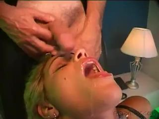 Submissive Blonde Milf Hard Used