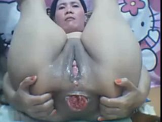 LWJ - Asian Webcam Mature Gapes..