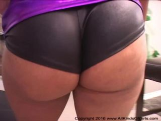 AWESOME Mature Big Butt Anal BBW Ebony..