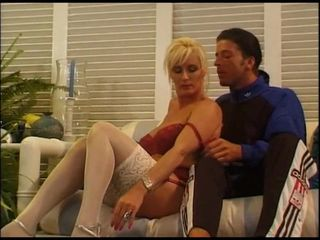 German Mature Alexandra-Hot Games and..