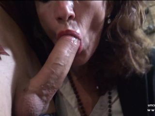 Horny french mature cougar sodomized n..