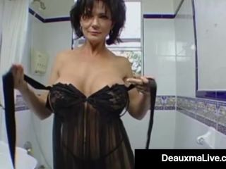 Stunning Fit Milf Deauxma Gets Ass..