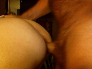 MILF Wife's First Anal Webcam PR