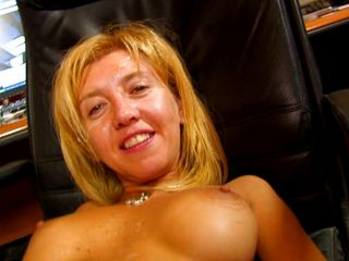 Mature french anal bitch