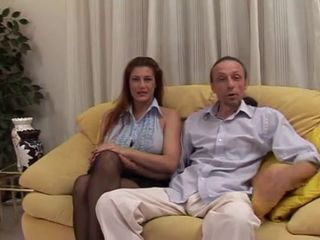 Italian milf Vera Lady anal action in..