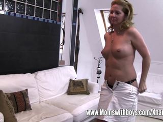 Stepson Caught Masturbating By His..
