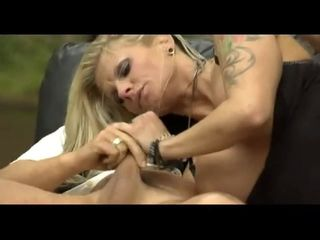 German Mature In Crazy MMF Action by..