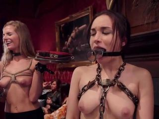 DZ BDSM PRIVATE PARTY PART1 BIG TITS..