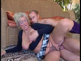 Mature bitch is a fucking whore ! she..