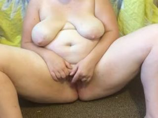 Horney Wife playing with herself