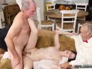 Lily's old woman pee hot mature gangbang..