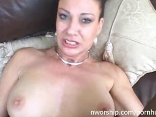 slut milf wants cock in her ass..