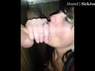 Mom Loves To Make Random Guys Cum