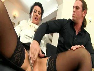 Very Kinky Nasty Milf And Not Her Son by..