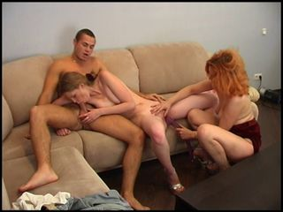 Mature Lesson - Artur, Olga and Sofia