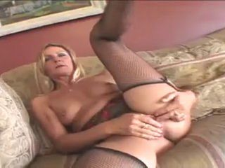 Sexy MILF Ginger Spice Fucked in the Ass