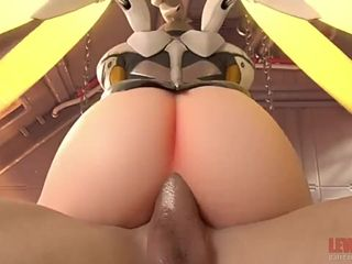 Mercy Cowgirl Anal