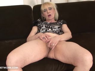 Granny Porn Old Woman Takes Facial..